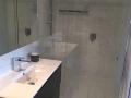 Ensuite - shower and vanity